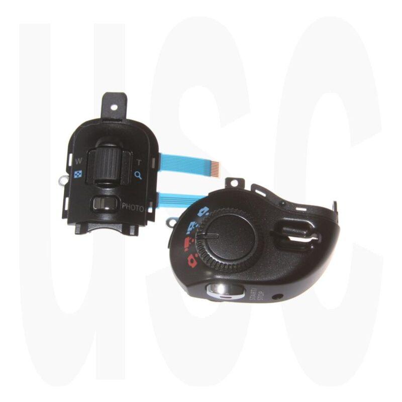 Canon DG3-2437 Zoom-Key Assembly | HF-10