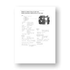 Minolta AF35-70 4.0 Service Manual