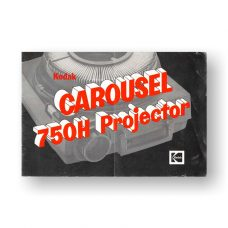 Carousel 750H Owners Manual