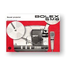 BOLEX SM8 User Manual | Super 8mm Sound Projector
