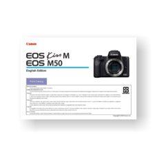 Canon EOS M50 Parts Catalog