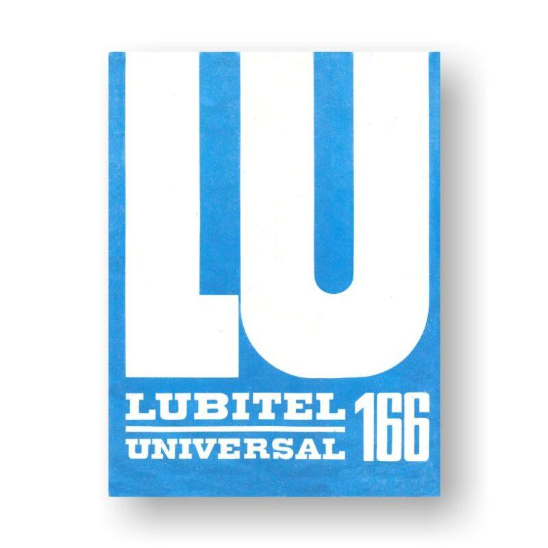 Lubitel 166 Universal Users Manual