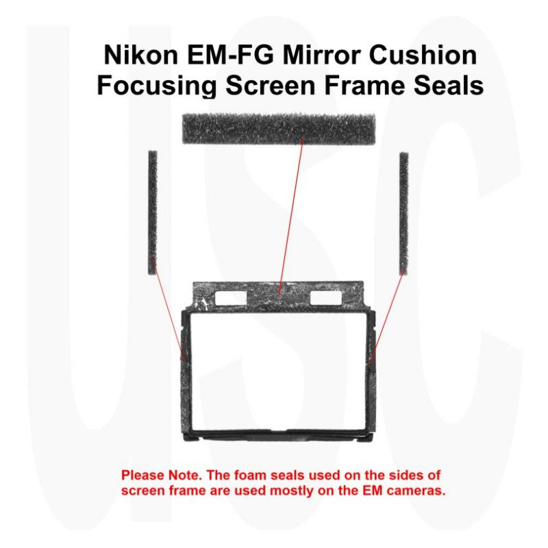 Nikon EM-FG Mirror Cushion