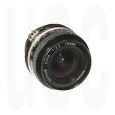 Nikon Nikkor 20mm 3.5