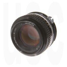 Nikon Nikkor 50 1.4 AI