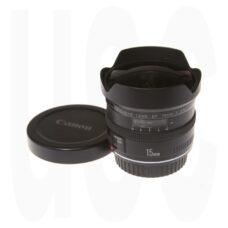 Canon EF 15 2.8 Fisheye Lens