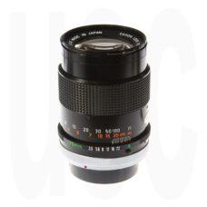 Canon FD 135 3.5 SC | Telephoto Lens