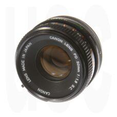 Canon FD 50 1.8 SC | Prime Lens