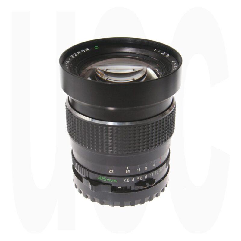 Mamiya C 45mm 2.8 Lens